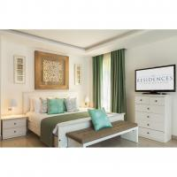 Quality Villa Or 5 Star Hotel Furniture / Commercial Queen Bedroom Furniture Sets for sale
