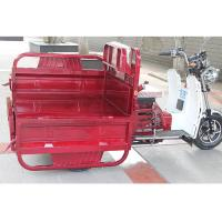 Quality 12V 9AH Water Battery Gas Powered Tricycle 125CC Engine For Handicapped 10L Fuel Tank for sale