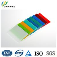 Quality 3mm Light Weight Cast Acrylic Sheet for sale