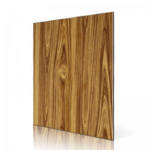 China PVDF Clading Aluminum Roofing Coil Interior Wall Decorative Aluminum Composite Panel on sale