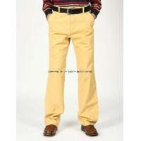 Quality 100% Cotton Twill Men′s Casual Pants (PH-P03) for sale
