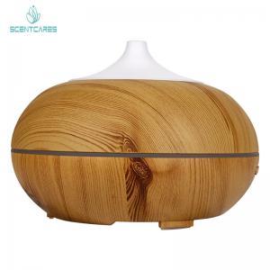 Quality 300ML Essential Oil Diffuser wood grain Aroma Essential Oil Diffuser for sale