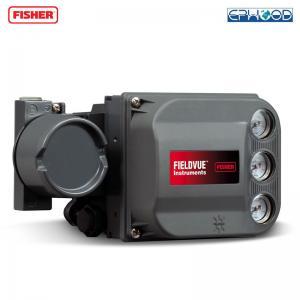 Quality Electric Input Digital Valve Positioner 145 Psi Fisher Control Valve Positioner for sale