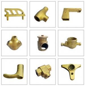 Quality HZ-450 Gravity Die Casting Machine 2350 X 2100 X 1860 mm Dimension For Brass for sale
