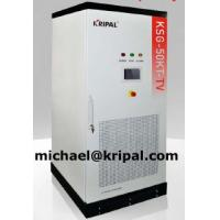 Quality 50KW (TUV certified) Central Grid- connected solar power inverter for sale