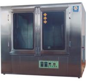 Simulation Rain Waterproof Testing Machine Water Resistance Test IPX3 / IPX4