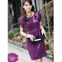 Quality Korea Chiffon Career Skirt (1127-102) for sale