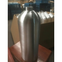 China aluminium co2 cylinder 2 L to 30 L Aluminum Beverage Service CO2 Cylinders on sale