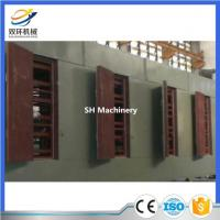 Quality Support equipment multilayer drying line for egg tray production for sale
