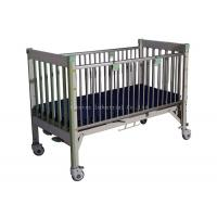 Quality Height Adjustable Pediatric Hospital Bed , Toddler Hospital Bed Full Length Guard Rails for sale