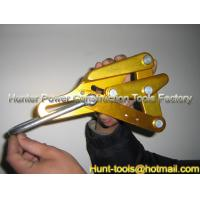 Quality come along clamp for the telegraphic construction fulfil highest safety standards for sale