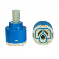 Quality Turkey Market Hot Sell 40mm Double Seal Sanitary Mixer Faucet Cartridge for sale