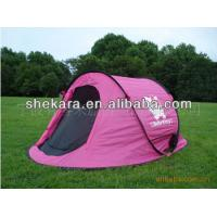 China 2013 2 person pop up tent/outdoor tent/camping tent for sale on sale