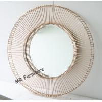 Quality Hotel Decorative Mirrored Wall Art Decor Beveled Edge Mirror 12kg Weight for sale