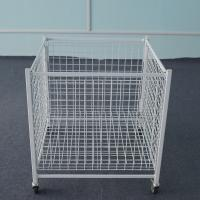 China Strong Frame Shopping Cart Trolley 5 Inch Caster Size In Superparket And Store on sale