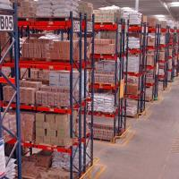 Quality Heavy duty automatic metal steel warehouse rack pallet racking system for sale