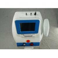 Quality Portable 2 In 1 Laser Tattoo Removal Machine 0-20 Degree Hand Piece Touch Temp for sale