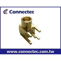 Quality RF Coaxial Assembly RF Coaxial Connector MCX Series RF Connector MCX Jack for PCB for sale