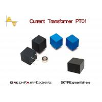 China Epoxy Resin Potential Transformer PT01 - 2mA High Permeability Core 500V DC on sale