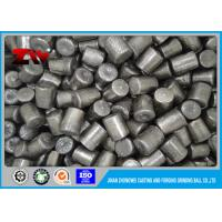 Quality High Hardness Unbreakable grinding media cylpebs for power station for sale