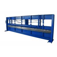 Quality Angle Profile Metal Bending Machine Easy Operate For Roofing Accessory Part Making for sale