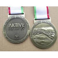 Quality Metal Bespoke Medal for sale
