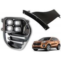 Quality OE Style Fog Lamps , LED Daytime Running Light DRL Kits for KIA SPORTAGE 2016 2018 KX5 for sale