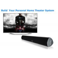 China Powerful Home Theater Virtual Surround Sound Bar for TV with Optical / Coaxial Digital Inputs on sale