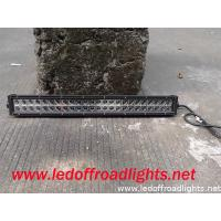 Quality 26 inch 144W remote control CREE led strobe off road light bar for sale