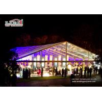 Quality Transparent Austrialia Luxury Wedding Tents / Outdoor Party Tent For Rental Business for sale