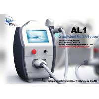 Quality 532nm or 1320nm / 1064 nm nd yag laser Equipment For Pigment removal / Skin rejuvenation for sale