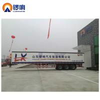 Quality Semi-Trailer Generally Certification 3 Axles Curtain Side Trailer sale for sale