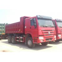 Quality SINOTRUCK HOWO 6x4 371HP 10 Wheeler Heavy Duty 30 Tons Tipper Truck for sale