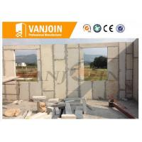 Quality 100mm Lightweight EPS foam concrete wall panels , Exterior / Interior insulated building panels for sale