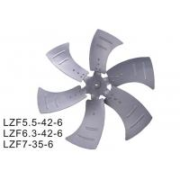 China 380V Industrial Air Conditioning Axial Fan Blade LZF Series 20000m³ / H Air Flow on sale