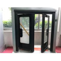 Quality Flap Sealing Pneumatic Bus Door SG400 ABS , Bus Door Opening Mechanism Internal Rotary for sale