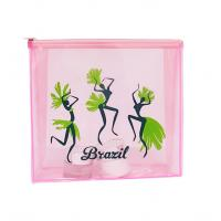 Buy newest various printing transparent EVA cosmetic bag at wholesale prices