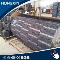 Quality 15 mm Thickness Conveyor Head Pulley Rubber Slide Lagging Pads for sale