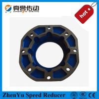 Quality Manual Ceramic Worm Gear Gearbox , Shaft Mounted Gearbox Speed Reducer for sale