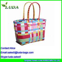 Quality PP tube handbags for shopping for sale