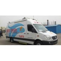 Quality Outdoor TV program production HD ob van for sale for sale