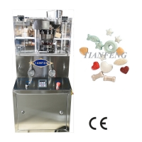 Quality ZP5 Mini Pharmaceutical Rotary Small Pill Press Tablet Press Machine for sale