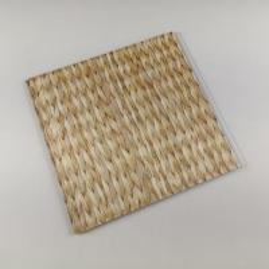 Buy cheap Bamboo Style Laminating PVC Wall Panels , PVC bathroom wall cladding Decoration from wholesalers