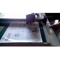 Quality Newspaper A4 card paper cutter plotter for sale