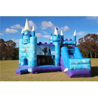 Quality 5 In1 Combo Jumping Castle for sale