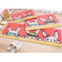 Eco friendly Tear Resistant Safe Cartoon Character Rugs For Children