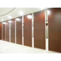 Quality Sliding Door Operable Office Partition Walls Top Hanging System for sale