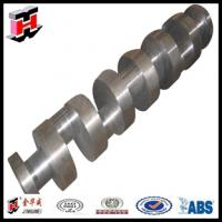 Buy cheap forged triplex pump crankshaft from wholesalers