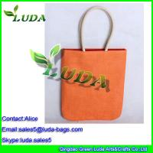 Quality paper straw beach handbag wholesale purses hand bag for sale