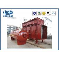 Quality Horizontal Customized Boiler Steam Drum Energy Saving Life Times Long for sale